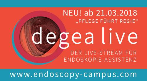 Degea Live Endoscopy Campus